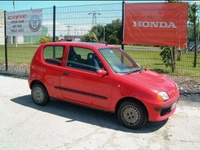 2003 FIAT Seicento Overview
