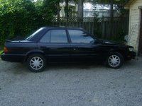 Picture of 1992 Nissan Stanza XE Sedan, exterior, gallery_worthy