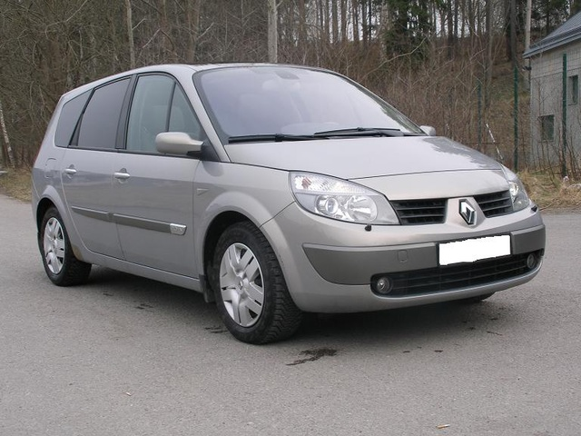 Picture of 2004 Renault Grand Scenic, exterior