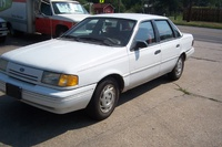 1991 Ford Tempo Overview