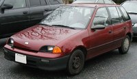 Picture of 1990 Geo Metro 4 Dr STD Hatchback, exterior