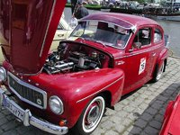 1965 Volvo PV544 Overview