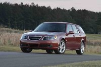 2009 Saab 9-5 SportCombi Picture Gallery
