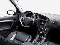 2009 Saab 9-5 SportCombi, Interior Front View, interior, manufacturer