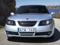 2009 Saab 9-5, Front View, exterior, manufacturer