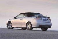 2009 Saab 9-3 2.0T SportCombi Comfort Wagon, Back Left Quarter View, exterior, manufacturer, gallery_worthy