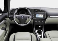 2009 Saab 9-3 2.0T SportCombi Touring Wagon, Interior Front Seat View, interior, manufacturer, gallery_worthy