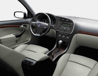 2009 Saab 9-3 2.0T SportCombi Touring Wagon, Interior Front Seat View, exterior, manufacturer