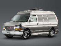 2006 GMC Savana Overview