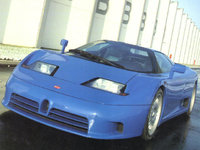 Picture of 1991 Bugatti EB110, exterior