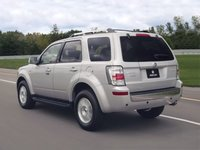 2009 Mercury Mariner, Back Left Quarter, exterior, manufacturer