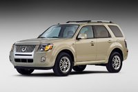 2009 Mercury Mariner, Front Left Quarter View, exterior, manufacturer