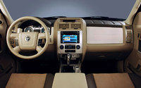 2009 Mercury Mariner, Interior View, interior, manufacturer