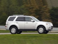 2009 Mercury Mariner, Right Side View, exterior, manufacturer