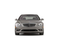 2009 Mercedes-Benz S-Class, Front View, exterior, manufacturer, gallery_worthy