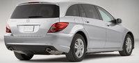 2009 Mercedes-Benz R-Class, Back Right Quarter View, exterior, manufacturer