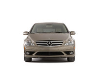 2009 Mercedes-Benz R-Class, Front View, exterior, manufacturer, gallery_worthy