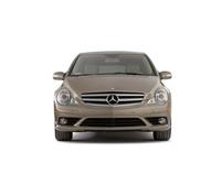 2009 Mercedes-Benz R-Class, Front View, exterior, manufacturer