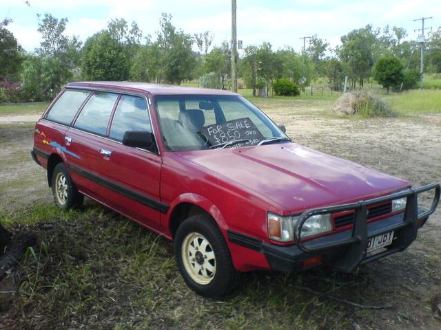 Picture of 1991 Subaru Leone