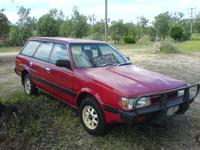 1991 Subaru Leone Overview