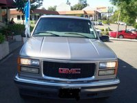 1998 GMC Sierra Picture Gallery