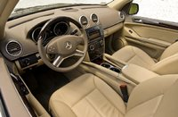 2009 Mercedes-Benz GL-Class, Interior Front Seat View, interior, manufacturer, gallery_worthy