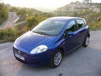 2006 FIAT Punto Overview