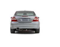 2009 Mercedes-Benz CLK-Class, Back View, exterior, manufacturer