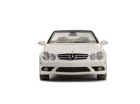 2009 Mercedes-Benz CLK-Class, Front View, exterior, manufacturer