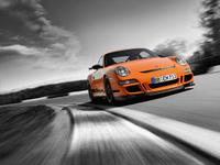 2009 Porsche 911 GT3 (997) RS, exterior, manufacturer