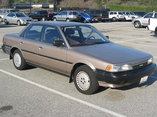 Toyota Camry Le Pic X