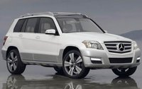 2010 Mercedes-Benz GLK-Class Overview