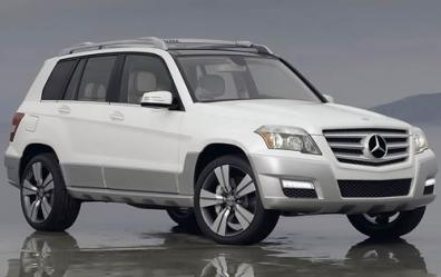 Picture of 2010 Mercedes-Benz GLK-Class