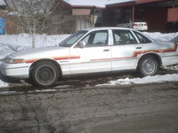 Picture of 1993 Ford Crown Victoria LX Sedan, exterior, gallery_worthy