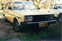 1979 FIAT 131 Overview