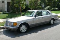 1991 Mercedes-Benz 350-Class Overview