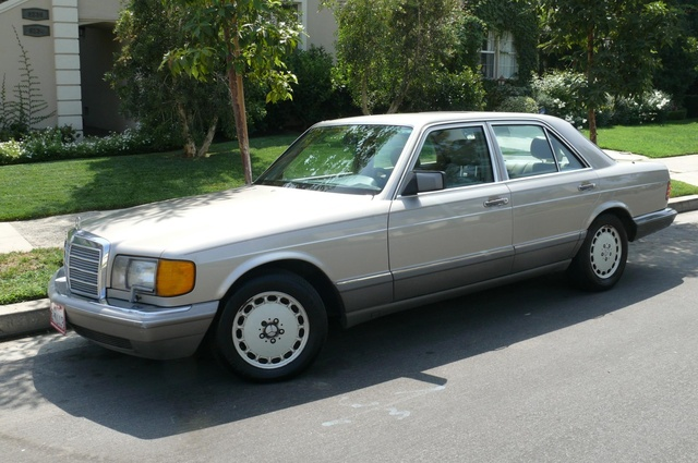 Picture of 1991 Mercedes-Benz 350-Class