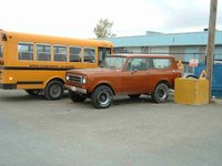 1977 International Harvester Scout Overview