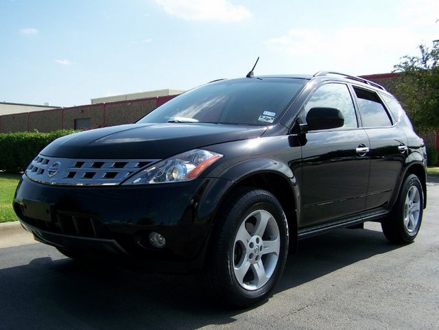 2004 Nissan Murano - Overview