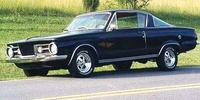 1965 Plymouth Barracuda picture, exterior