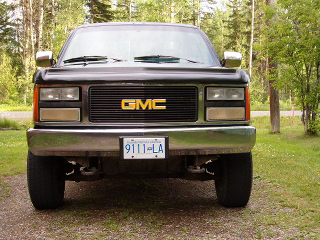Picture of 1993 GMC Sierra 1500 K1500 4WD Extended Cab LB, exterior