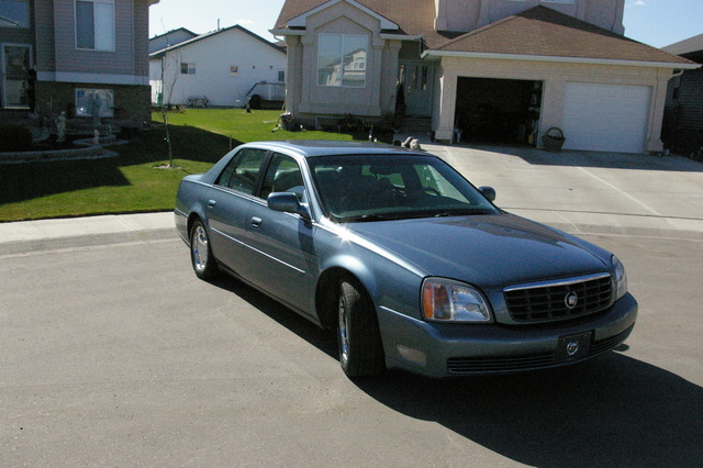 Picture of 2006 Cadillac DTS Luxury III FWD, exterior, gallery_worthy