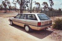 1989 Mitsubishi Magna Overview