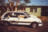 1986 Holden Barina Overview