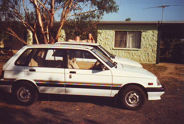 Picture of 1986 Holden Barina