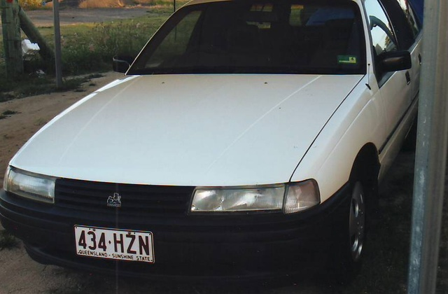 Picture of 1991 Holden Commodore, exterior, gallery_worthy