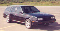 Picture of 1986 Chevrolet Cavalier, exterior, gallery_worthy