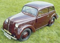 1937 Opel Kadett Overview