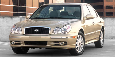 Picture of 2004 Hyundai Sonata LX