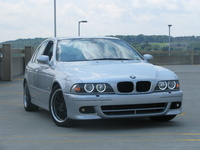 2000 BMW 5 Series Picture Gallery